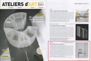 MB-journal Ateliers D'art I20
