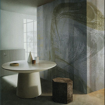 New Designs For Wall Deco Wet And Contemporary Collection At